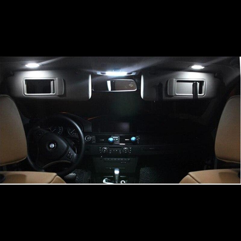 13pcs Canbus E90 LED Interior Light Kit for bmw E90 320i 325i 328i 330i 335i M3 Sedan ONLY 2006 2012 Car styling