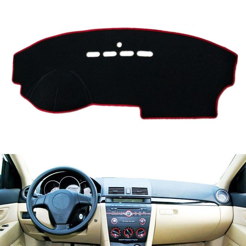 Car dashboard cover mat pad sun shade instrument - 2004 mazda 3 interior accessories ...