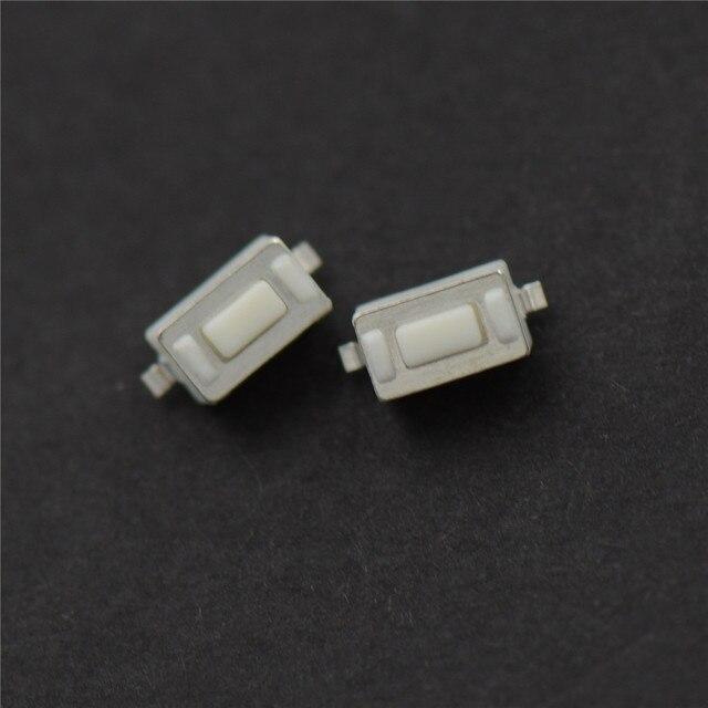 50 шт оптом 3x6x4,3 мм Тактильные Такт кнопочный микро переключатель G76 самосброс