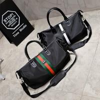 2016 NEW Women S Handbag Waterproof Nylon Luggage Travel Gym Sports Bag Fashion Women Shoulder Crossbody