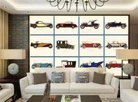 3D Wallpaper Custom Photo Wall Paper European Auto Restoring Ancient Ways TV Sofa Bedroom KTV Hotel