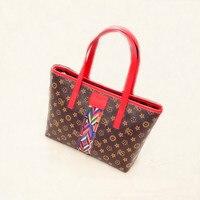 2017 Fashion Women Bag PU In Women S Totes Free Shipping Handbag Women Leather Bag