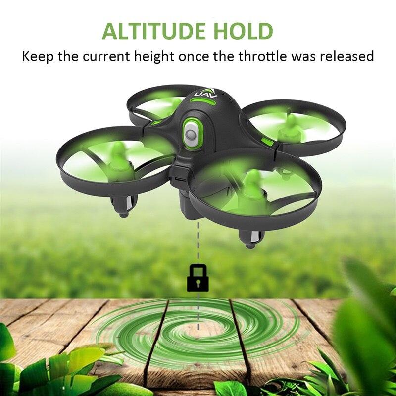 Drone Mushi Höhe Dowellin
