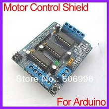 2pcs/lot L293D Motor Control Board Shield For Arduino