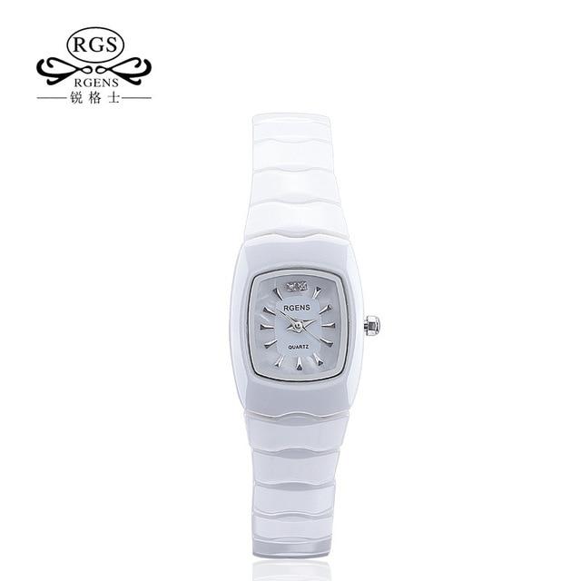 14f6df20c38f сравнить Женские наручные часы водонепроницаемые RGENS брендовые ...