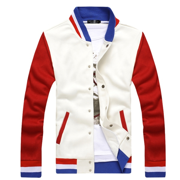 Aliexpress.com : Buy Best Sale Man Baseball Jacket Preppy Style