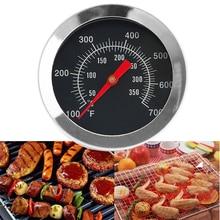 Термометр для барбекю и гриля, датчик температуры, открытый инструмент для барбекю и кемпинга, инструмент для приготовления пищи Mar28