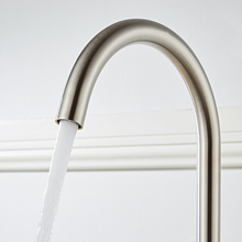 304 stainless steel sink kitchen faucet  hot and cold water mixer Kitchen Mixer Tap Pb-free Sink Faucet цена
