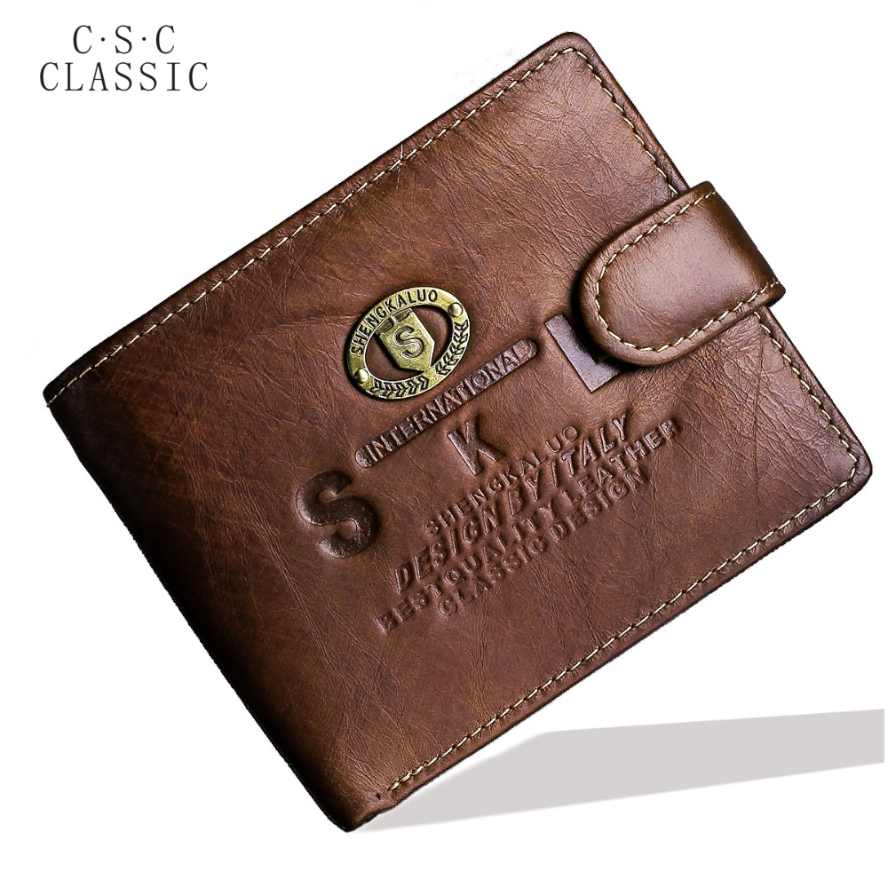 retro crazy horse brown café Comprimento do Item : 4.3inch