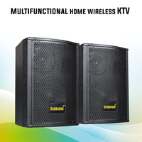 Portable Passive Loudspeaker with bluetooth B6 Mini Computer Speaker for KTV Home Theater System PA Series