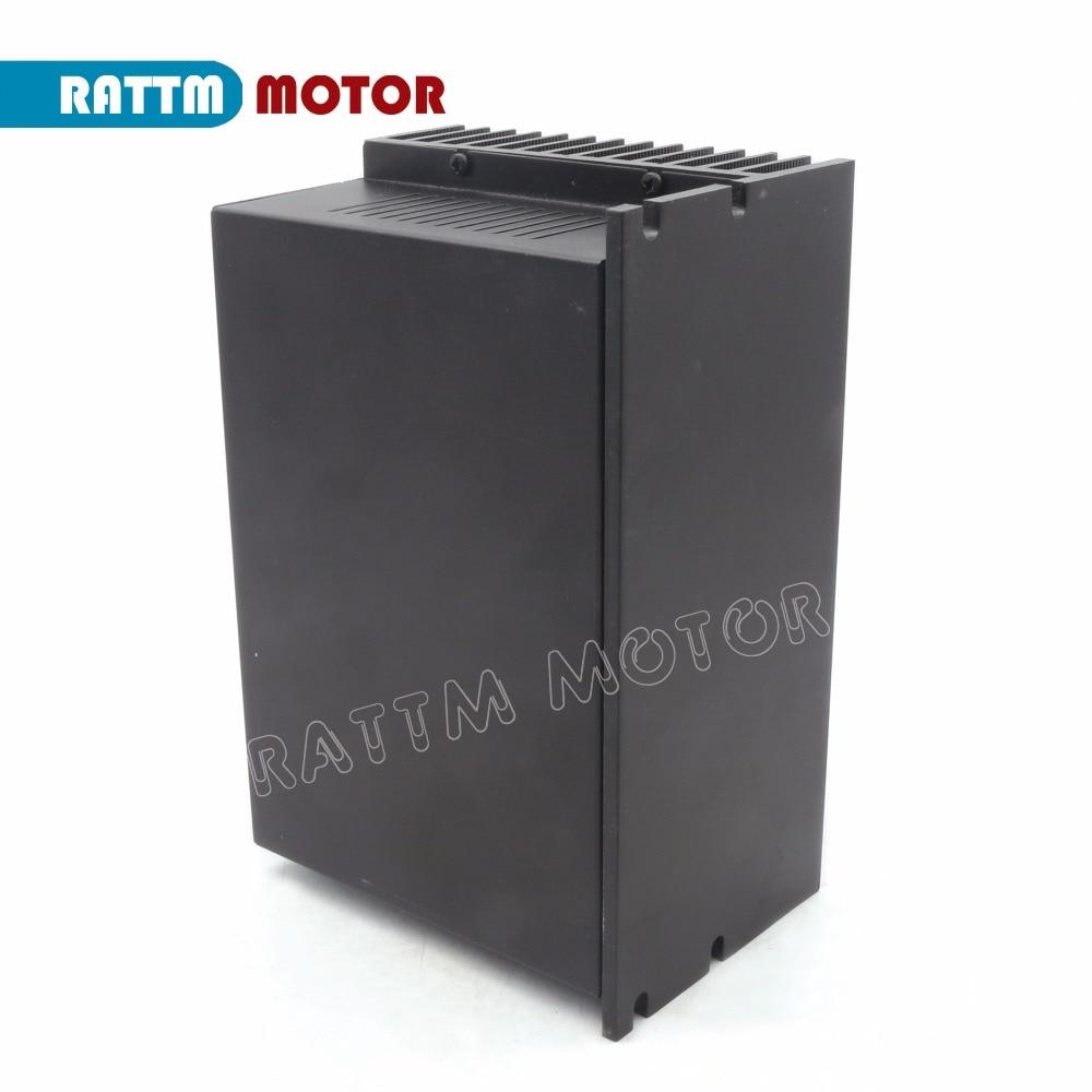 3DM2080 microstep Digital driver 200KHz 3 phase AC80-220V 6.6A matching for NEMA34 NEMA42 NEMA52 stepper motor driver 32bit DSP цена
