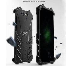 Чехол для Xiaomi Black Shark, противоударный Роскошный Алюминиевый металлический чехол для Xiaomi Black Shark Phone Coque mi BlackShark