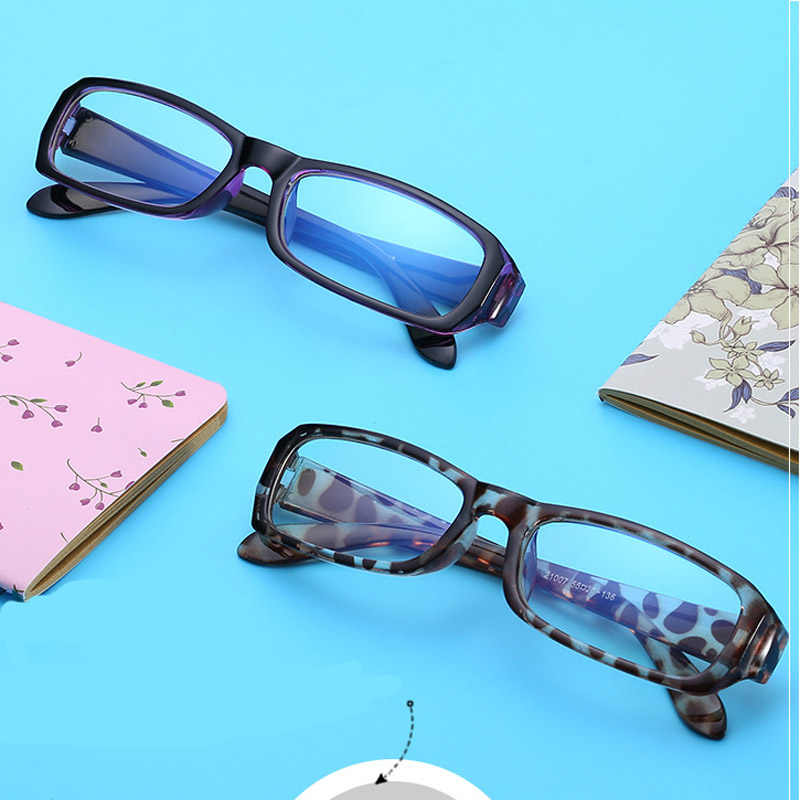 463604263f3d ... Fashion Spectacle Frames for Women Small Face Computer Glasses  Radiation Protection Anti-glare Goggles Clear ...