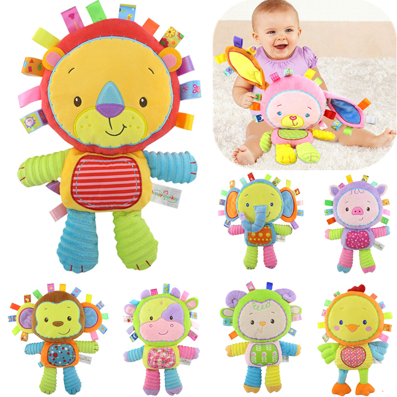 8 Styles Newbron Baby Rattles Toys Pacify Plush Doll Animal Hand Bells Animal Appease toys Animal pillow Plush Doll 30% off8 Styles Newbron Baby Rattles Toys Pacify Plush Doll Animal Hand Bells Animal Appease toys Animal pillow Plush Doll 30% off