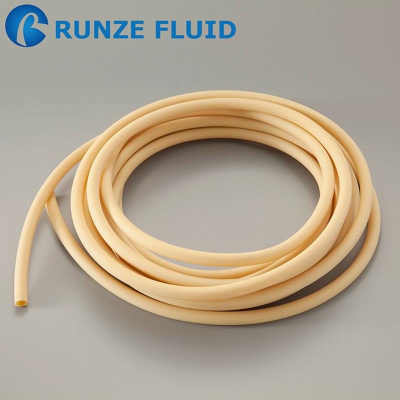 BPT Rubber Tube/Hose ID Corrosive Resistant Flexible Peristaltic Pump Hose