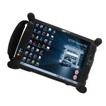 EVG7 для icom a2 с установленным программным обеспечением EVG7 DL46 планшетный ПК 8 ГБ ОЗУ ноутбук 500 Гб HDD автомобильный диагностический супер Ista экспертный режим