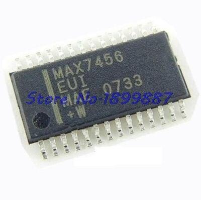 1pcs/lot MAX7456EUI SSOP28 MAX7456 SSOP In Stock