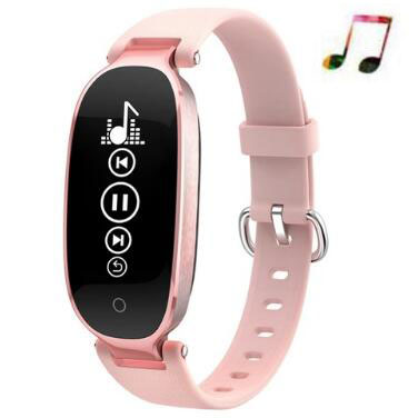 שעונים נשים שעונים S3 חכם צמיד הלב דרגה חכמה wristband Mp3 reloj Fitness Tracker פס חכם הלהקה PK כבוד הלהקה 4 Pk miband 3