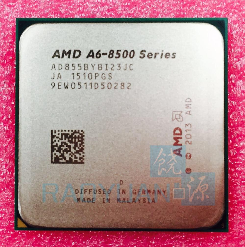 AMD A6-Series A6 8500 A6 8550 A6 8550B 3.7Ghz 65W Quad-Core CPU Processor AD855BYBI23JC Socket FM2+