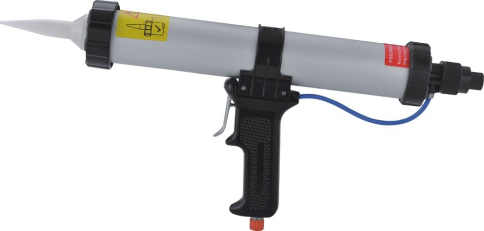 12 Inches For 400ml Sausage Use Pneumatic Caulking Gun Pneumatic Caulk Gun Pneumatic Sealant Gun Pneumatic Silicone Caulking Gun