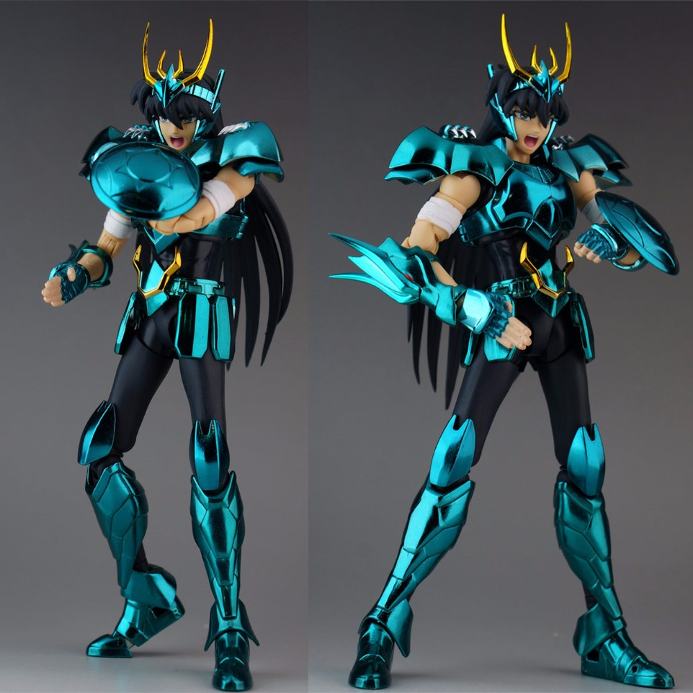 Great Toys Saint Seiya Myth Cloth EX Final Dragon Shiryu Action Figurine