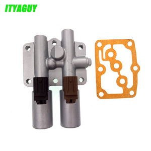 Image 2 - เกียร์ Dual Linear Solenoid สำหรับ Accords   Ody ssey Acuras OE 28250 P6H 024 28250P6H024