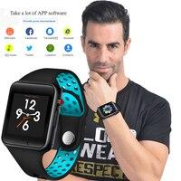 Модные Спортивные Bluetooth умные часы для женщин для мужчин s фитнес Шагомер светодио дный часы для мужчин Смарт Браслет подходит для Android IOS