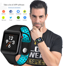Fashion Sport Bluetooth Smart Watch Women Mens Fitness Pedometer LED Clock Men wristband Suitable For Android IOS WISHDOIT