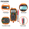 High Quality PEAKMETER Offer PM8232 Professional Smart Mini Auto Digital Multimeter With LCD Display Screen