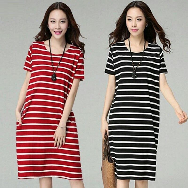 New summer womens dresses knitted elastic clothing maternity dresses pregnancy dress womens tanks womens summer clothing1707