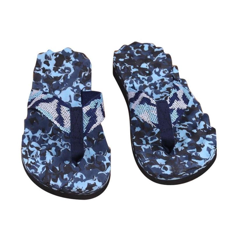 men shoes slippers Beach Shoes Men Summer Camouflage Flip Flops Shoes Sandals Slipper indoor & outdoor Flip-flops O0515#30 tide flip flops manufacturers sands sandals slippers men beach shoes