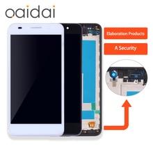 Купить онлайн Запчасти для авто для Huawei Honor 6 H60 L02 H60 L12 H60 L04 ЖК-дисплей Дисплей с Сенсорный экран планшета Ассамблеи
