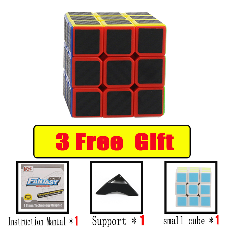Magic Cube Magico Cubes Professional 3x3x3 pyramid cube 4x4x4 Cubo Sticker Speed Twist Puzzle Educational Toys For Children Gift(China)