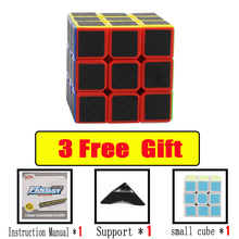 купить Magic Cube Magico Cubes Professional 3x3x3 pyramid cube 4x4x4 Cubo Sticker Speed Twist Puzzle Educational Toys For Children Gift по цене 104.21 рублей