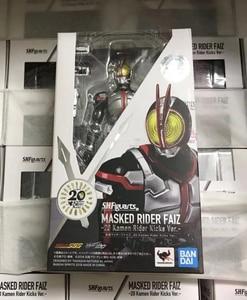 """Image 5 - Ban Đầu Bandai Tamashii Quốc Gia. H.Figuarts Shf Nhân Vật Hành Động Kamen Rider Faiz 20 Kamen Rider Cú Đá Ver. """"Kamen Rider Faiz"""""""