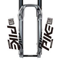 2020 PIKE ULTIMATE Rockshox Front Fork Sticker for Bicycle Cycling Mountain Bike Rock Shox MTB Decals