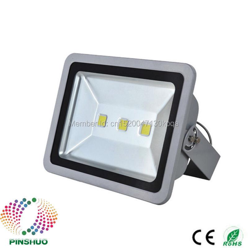 (3PCS/Lot) 3 Years Warranty Brigdelux Chip AC85-265V 150W LED Floodlight LED Flood Light Outdoor Tunnel Spot Bulb Lighting
