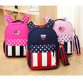 2Pcs Set Children Backpacks Kids Knapsack In Primary School Bags for Boys/Girl Travel Teenagers Rucksack Mochila Infantil Zip