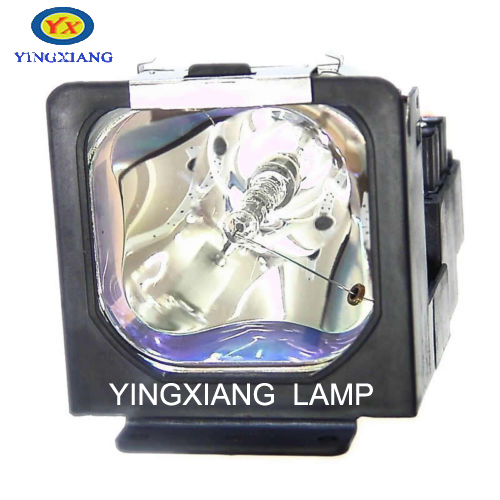 projector lamp bulb with housing for EIKI LC-SM3/LC-XM2/LC-SM4 23040021 original bare lamp with housing for eiki lc xdp3500 lc xip2600 projector