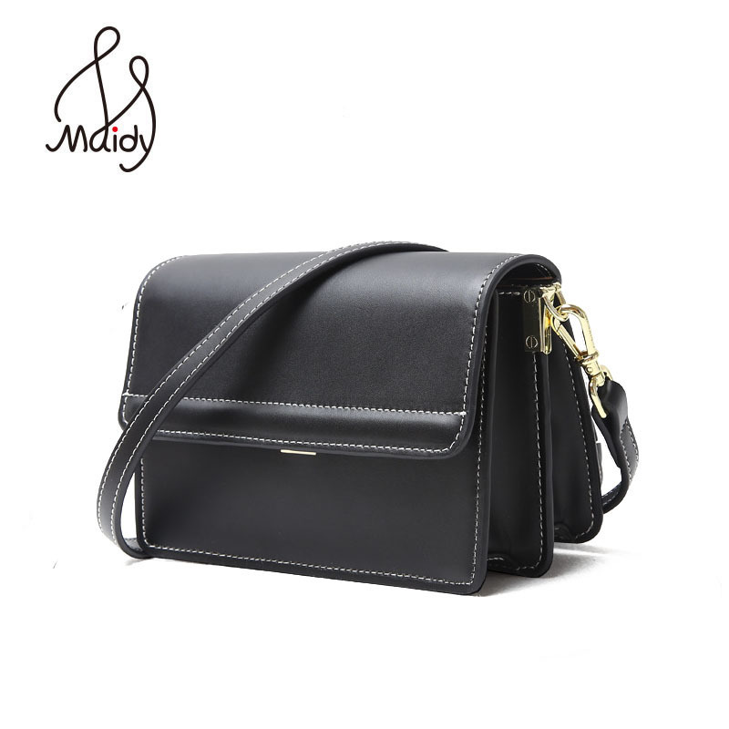 Maidy Women Handbags Ladies Cow Real Genuine Leather Small Bags Shoulder Messenger Cross Body Flap Envelope Wallet High Quality fashion women messenger bags real leather designer ladies shoulder crossbody bags genuine cow leather small mini bags for women