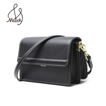 Maidy Women Handbags Ladies Cow Real Genuine Leather Small Bags Shoulder Messenger Cross Body Flap Envelope Wallet High Quality