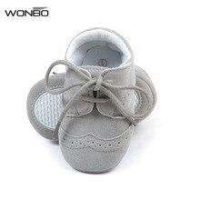 2019 Baby Shoes Toddler Infant Unisex Boys Girls Soft PU Lea