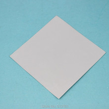 10 Pieces/lot 100x100x2mm Chip Cooling 2mm Heatsink Thermal Conductive Pad