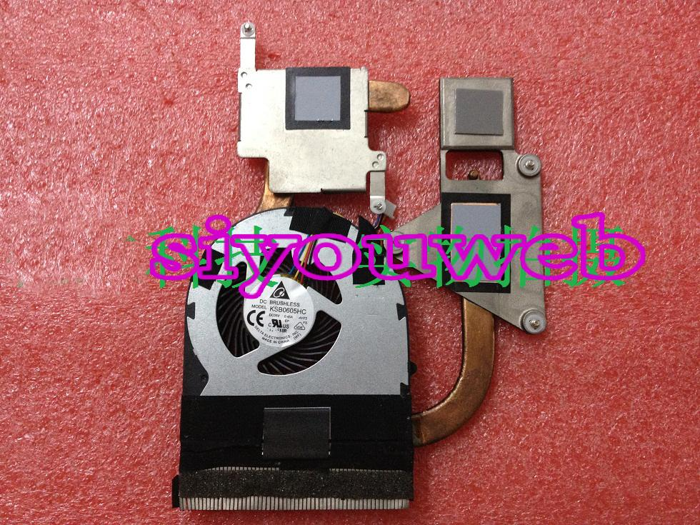 NEW for Lenovo Z570 b570 v570 CPU FAN & heatsink 60.4IH18.003 free thermal paste ,FREE SHIPPING new for asus x552c x552cl x552e x552ea x552ep x552l x552ld x552m x552 cpu fan free shipping