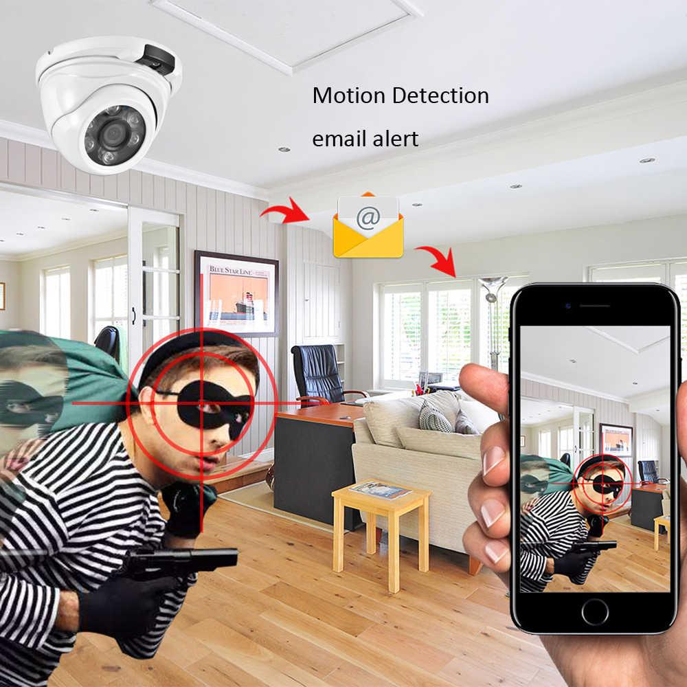 AZISHN Vandaalbestendige Metalen H.265 25FPS 3MP 2048*1536 Beveiliging IP Camera onvif IP66 RTSP P2P XMEye Netwerk CCTV indoor /outdoor