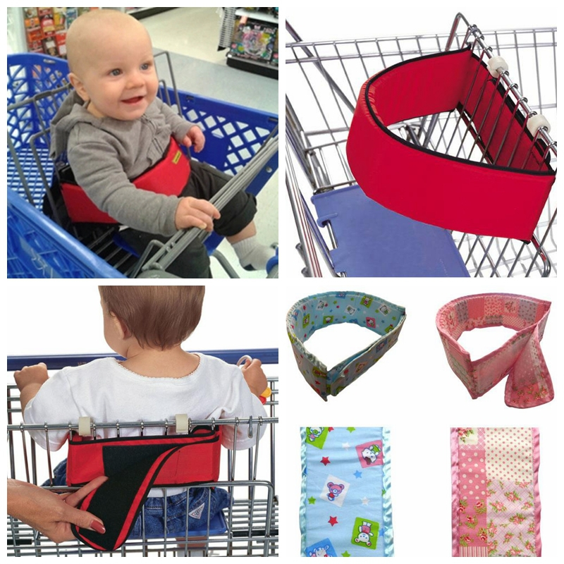 Shopping Cart Covers Baby Cart Supermarket Trolley Car Child Seat