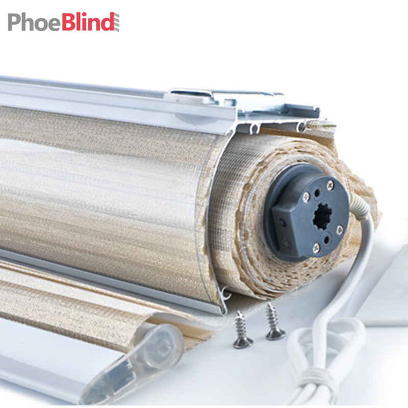 Buy Ac Power Or Rechargeable Tubular Motor For Roller Blinds Zebra Roller
