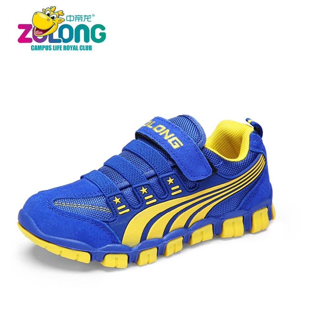 Dziecięce buty sportowe oddychające buty do biegania Szkoła - Obuwie dziecięce - Zdjęcie 2