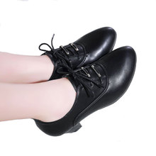Women boots Genuine Soft Leather ankle 2016 Winter Genuine leather High Heel booties Pointed Toe Work & Safety Women boot
