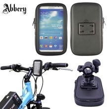 Abbery Bike Bicycle Handle Phone Mount Cradle Holder CellPhone Motorcycle Handlebar Waterproof Bag Case For IphoneX